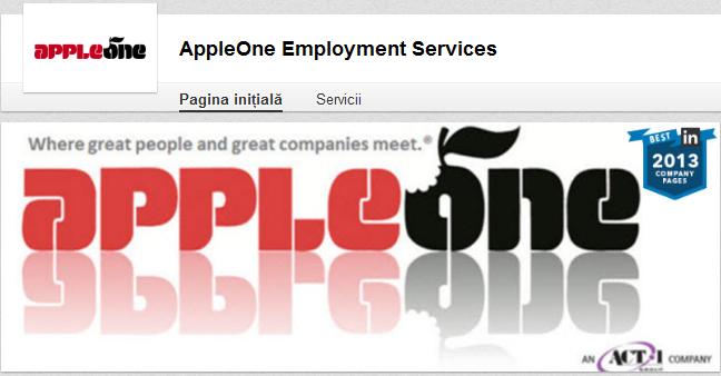 AppleOne_Employment_Services_Privire_de_ansamblu_LinkedIn