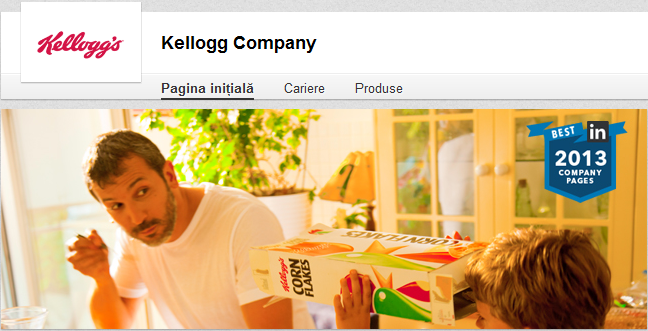 Kellogg_Company_Privire_de_ansamblu_LinkedIn